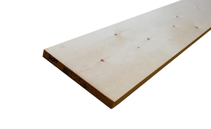 18x195mm Blank Blankhout Planken  bij Houthandel Jan Sok