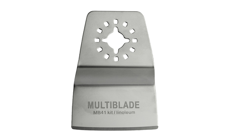 Multiblade MB41  Kort segmentblad Gereedschap Multitool  bij Houthandel Jan Sok