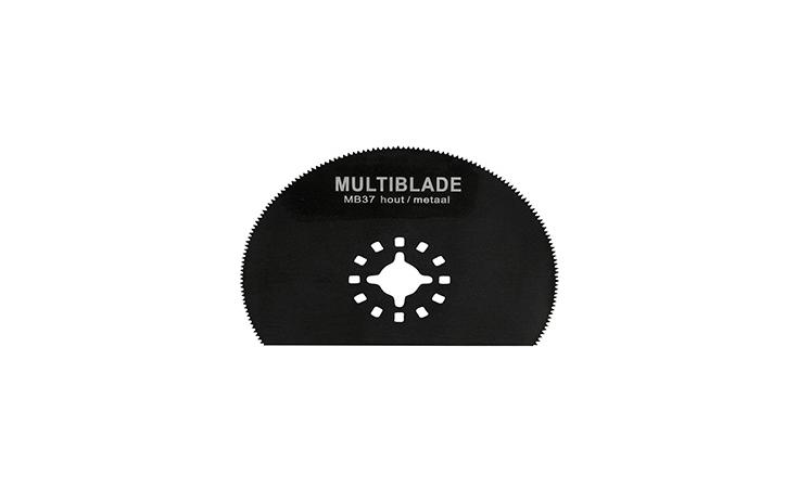 Multiblade MB37  Bi-metalen zaagblad Gereedschap Multitool  bij Houthandel Jan Sok