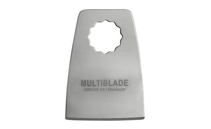 Multiblade MB42S Lang segmentblad Gereedschap Multitool  bij Houthandel Jan Sok