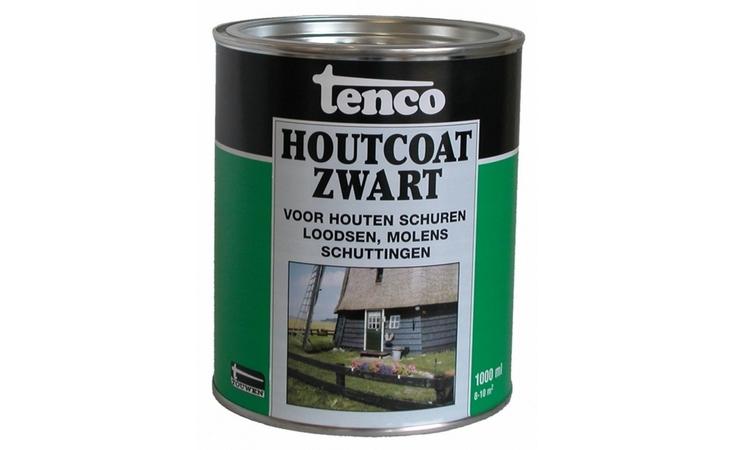 Tenco Houtcoat Verf/Beitsen Beitsen/Houtbescherming  bij Houthandel Jan Sok