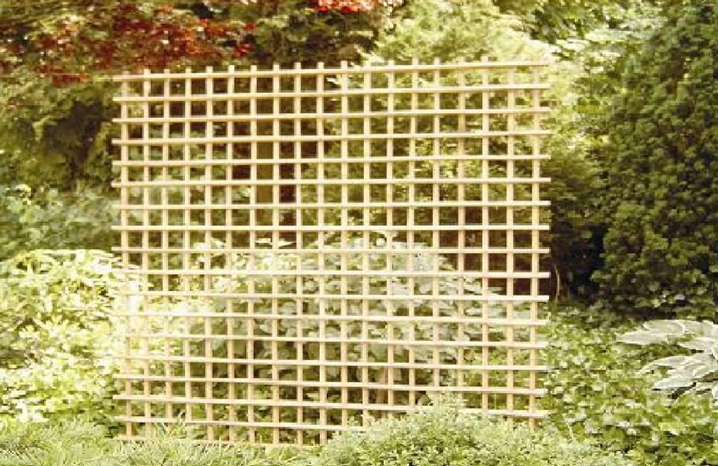 Bamboe Trellis Natuurlijke afscheidingen Schermen  bij Houthandel Jan Sok