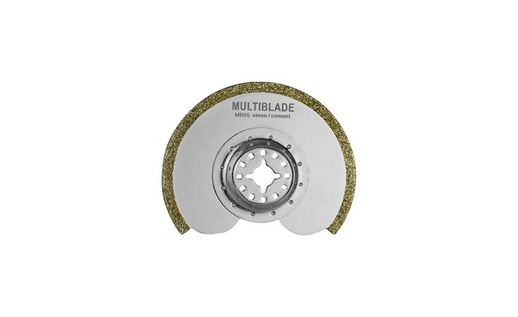 Multiblade MB65  Diamant zaagblad Gereedschap Multitool  bij Houthandel Jan Sok