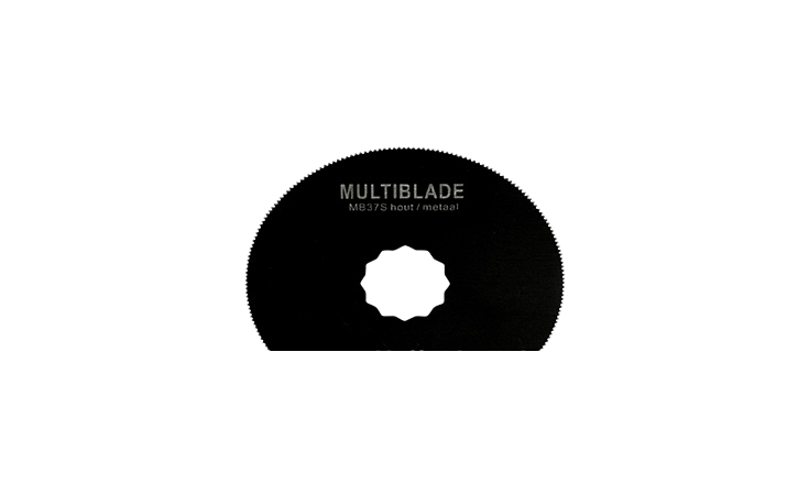 Multiblade MB37S Bi-metalen zaagblad Gereedschap Multitool  bij Houthandel Jan Sok