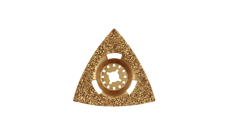 Multiblade MB46  Driehoekvormige rasp Gereedschap Multitool  bij Houthandel Jan Sok