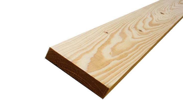 18x95mm Blank Blankhout Planken  bij Houthandel Jan Sok