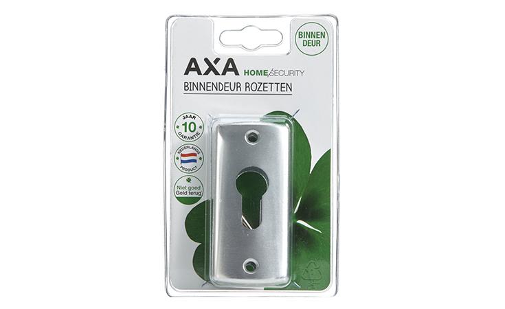Axa BSG 6350-92-91 F1 B Hang en sluit werk Rozetten  bij Houthandel Jan Sok