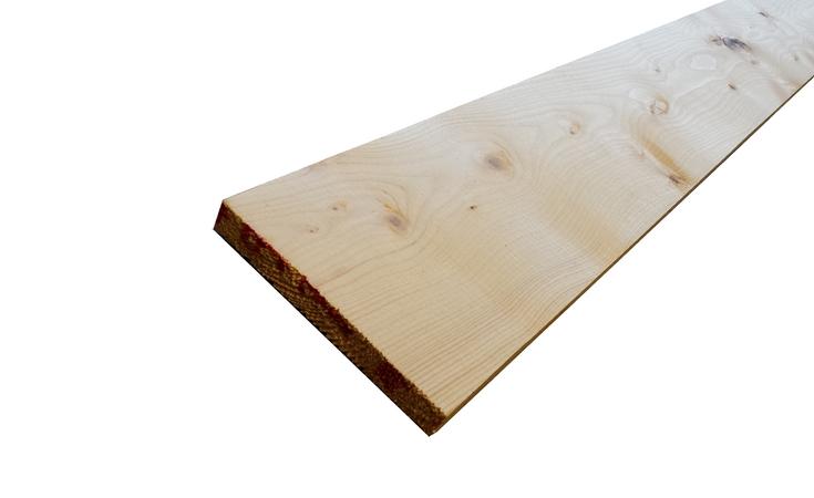 18x145mm Blank Blankhout Planken  bij Houthandel Jan Sok