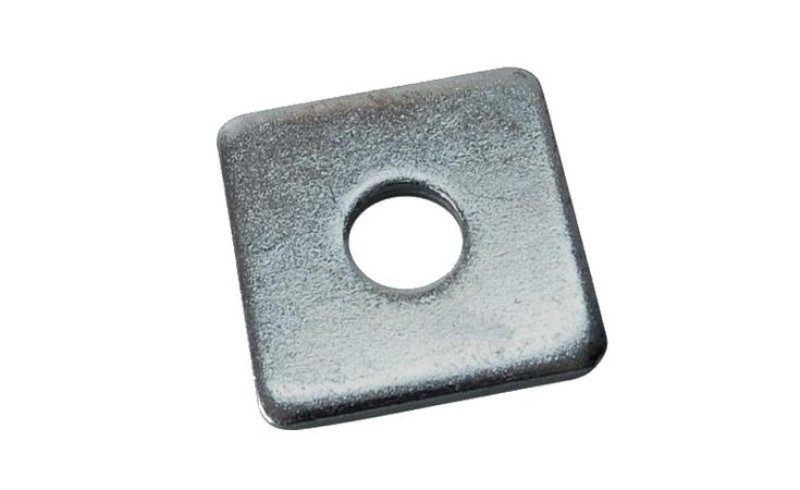 Vierkant sluitring M  8 Zn Ijzerwaren Moeren en Ringen  bij Houthandel Jan Sok