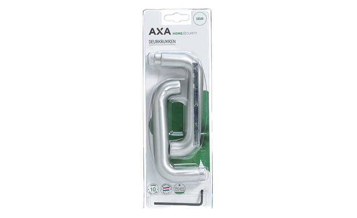Axa BSG 6141-71-11 dd.38-60 F1 B Hang en sluit werk Deurkruk  bij Houthandel Jan Sok