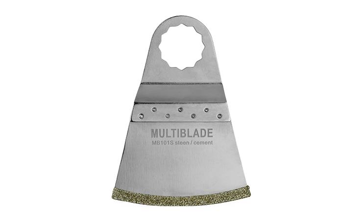 Multiblade MB101S Diamant zaagblad Gereedschap Multitool  bij Houthandel Jan Sok