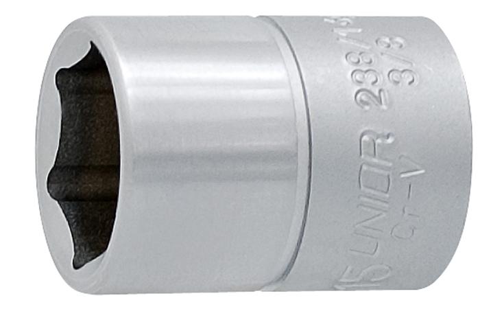 UNIOR DOPSLEUTEL 3/8 inch-238/16P Gereedschap Hand Gereedschap  bij Houthandel Jan Sok
