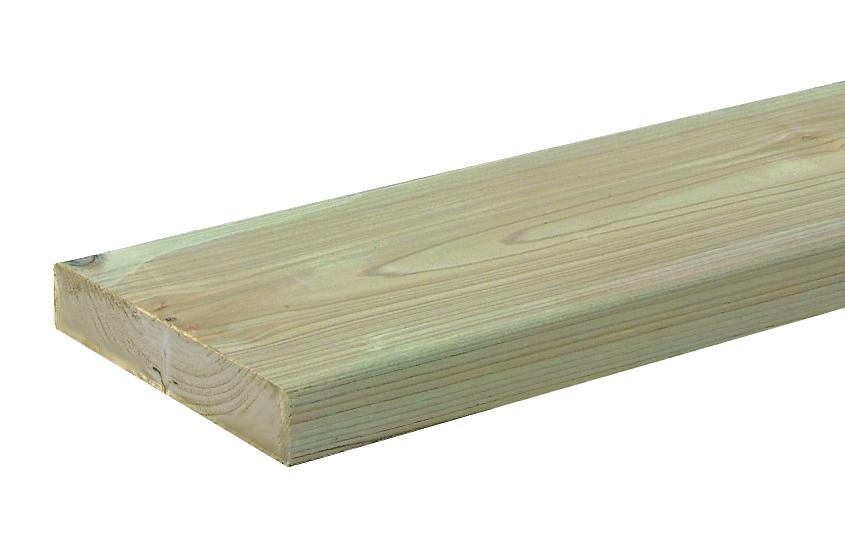 28x195mm geimpregneerd Tuinhout geimpregneerd Planken  bij Houthandel Jan Sok