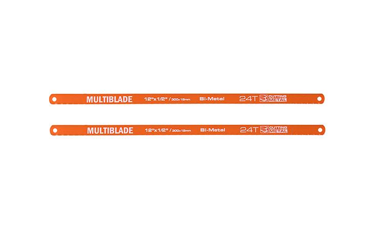 Multiblade MB4865-24M set van 2 losse ijzerzagen 24TPI Gereedschap Zagen  bij Houthandel Jan Sok